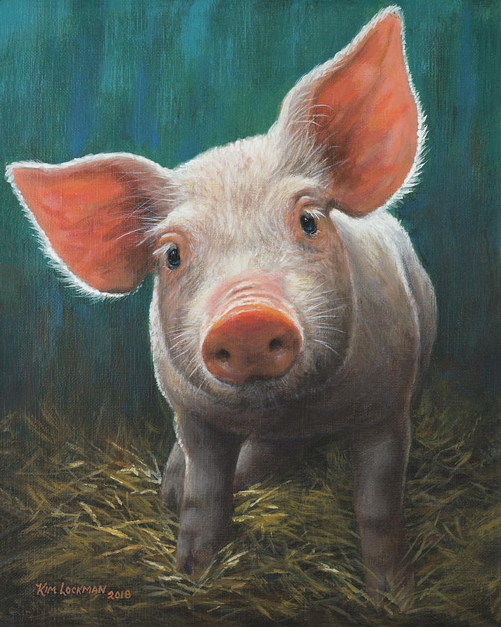 Wilbur by Kim Lockman