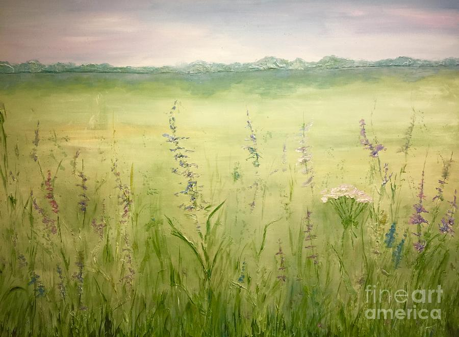 Wild Flowers by Connie Pearce