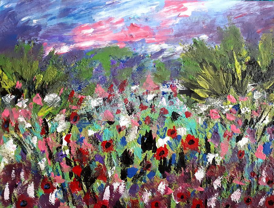 Wild Flowers by Nikki Dalton