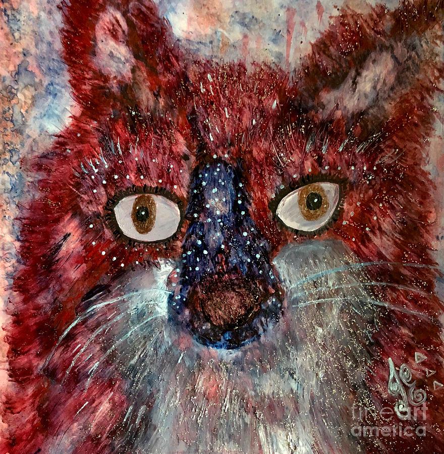Wild Fox by Julie Engelhardt