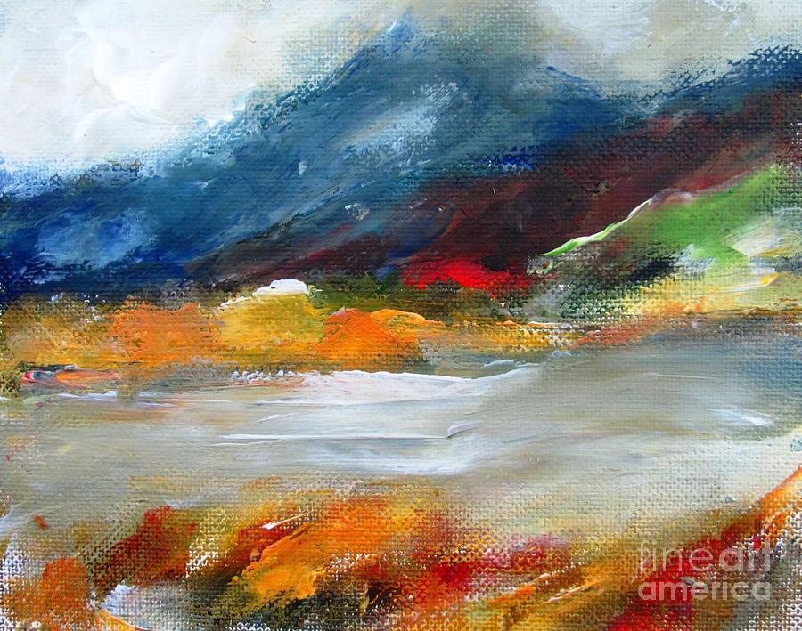 wild irish landscape  by Mary Cahalan Lee- aka PIXI