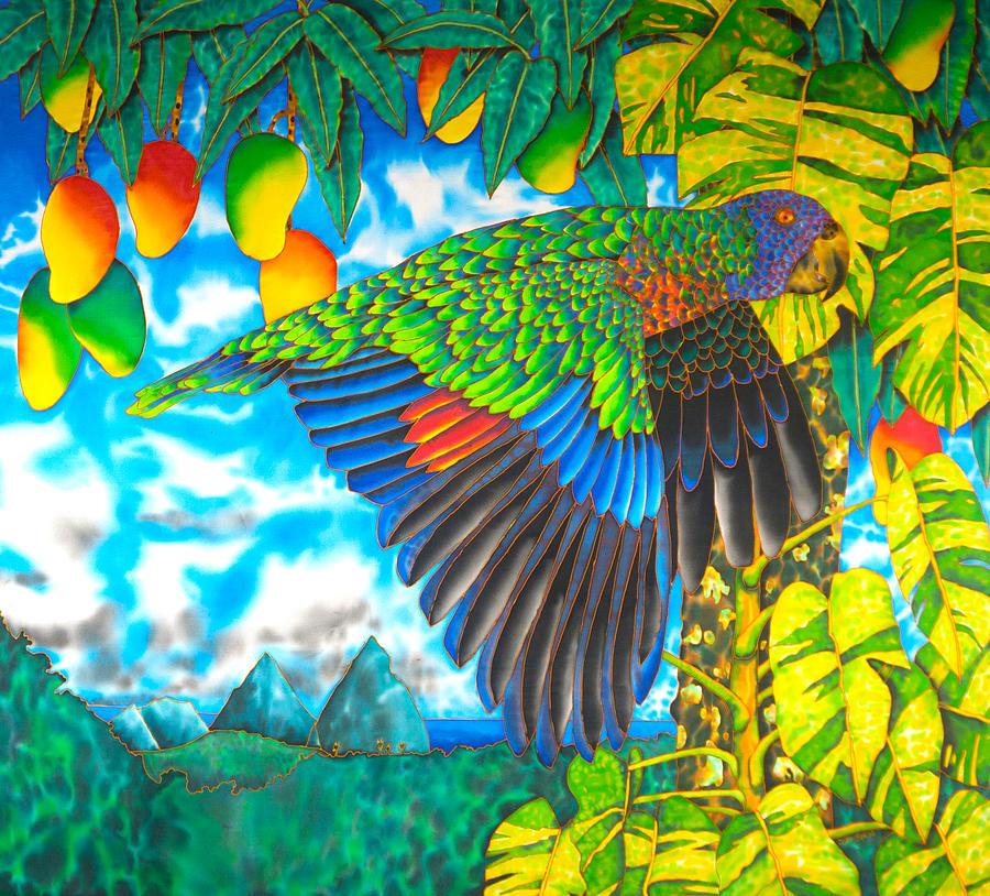 Wild Parrot by Daniel Jean-Baptiste