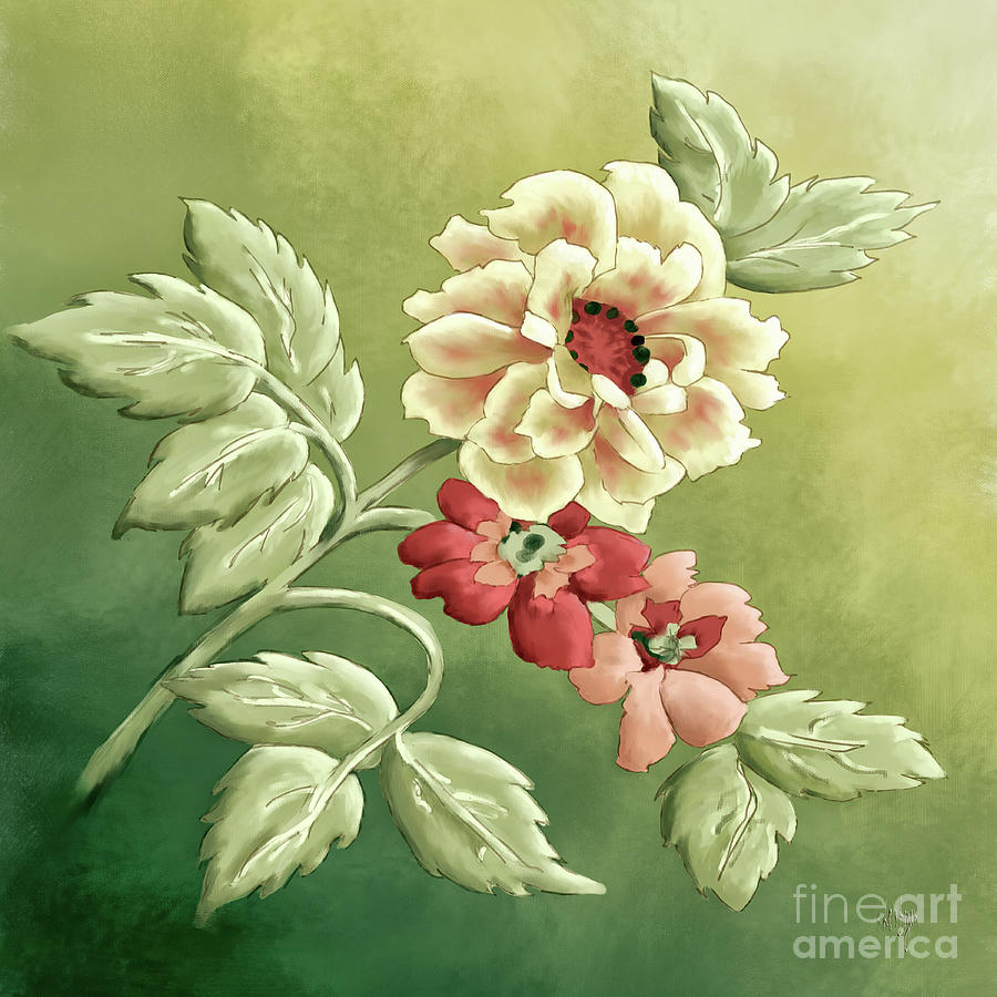 Wild Roses by Lois Bryan