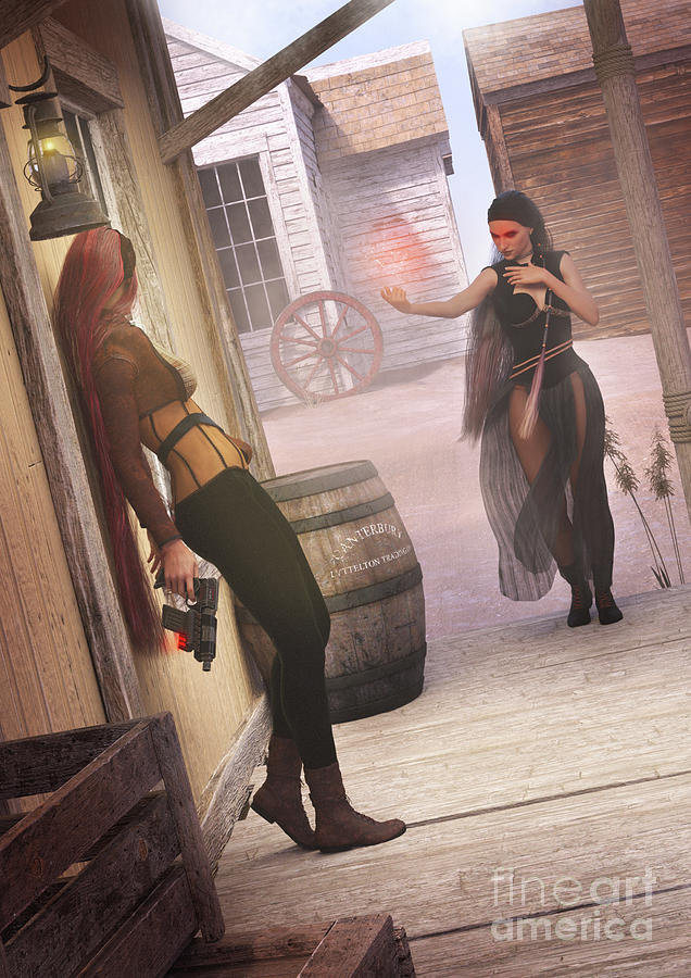 Wild West by Elle Arden Walby