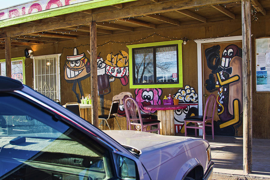 Wild West Hot Dog Place by Tatiana Travelways