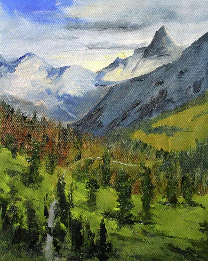 Wilderness Adventure by Nancy Merkle