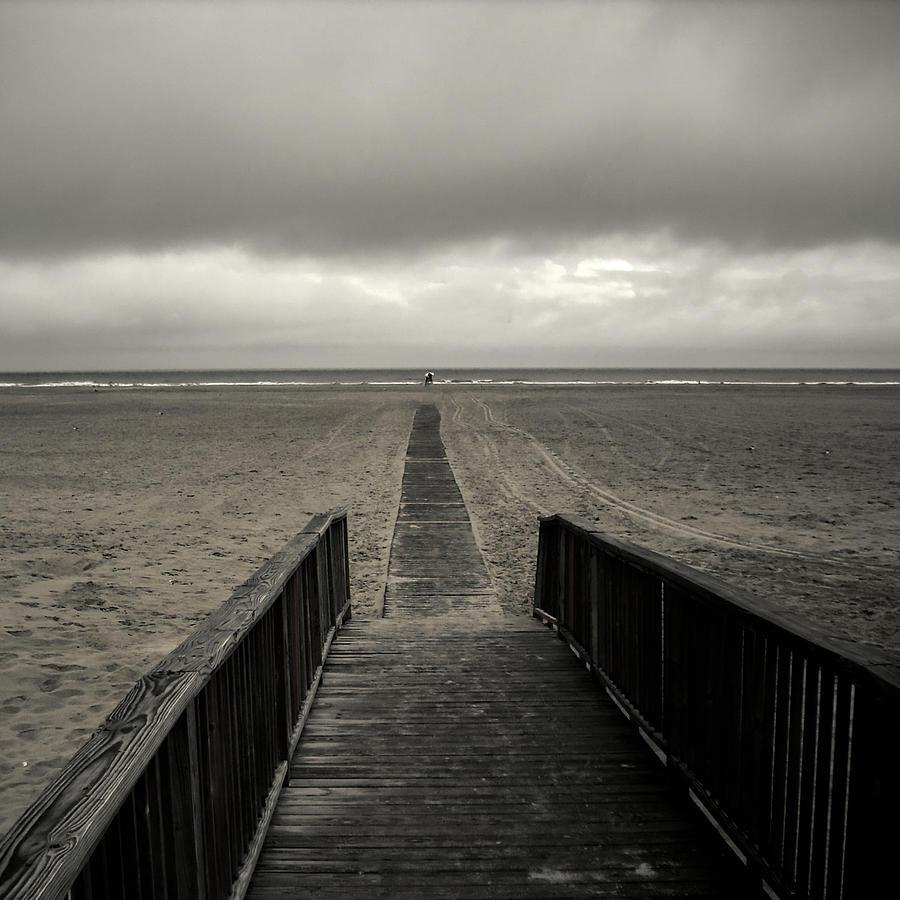 Wildwood Crest Beach - St Louis Ave by Jason Fink