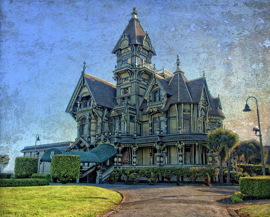 William Carson Mansion by Thom Zehrfeld