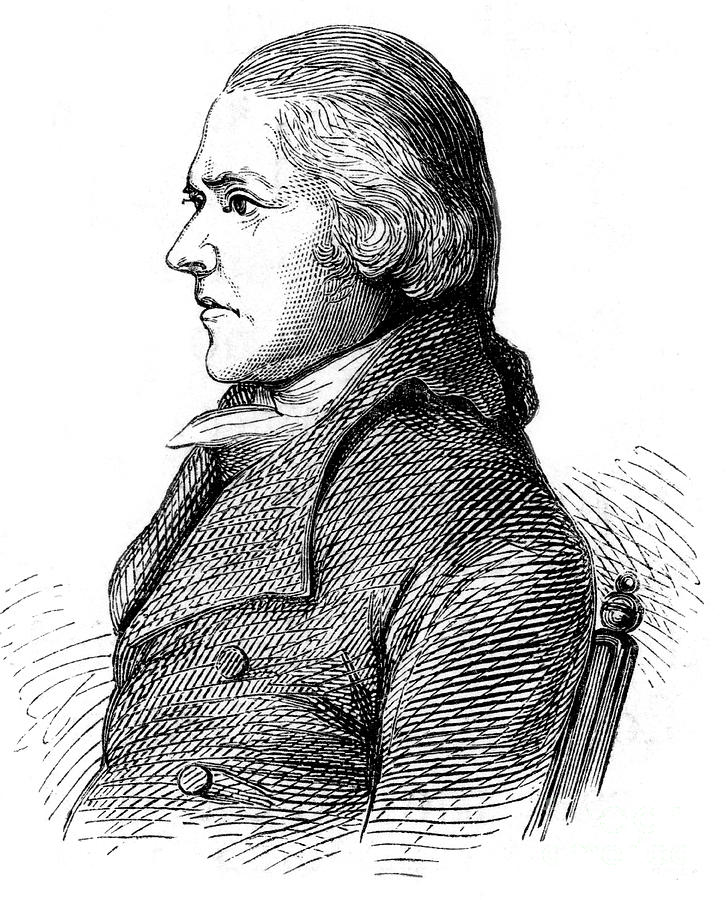William Jessop, British Civil Engineer Drawing by Print Collector