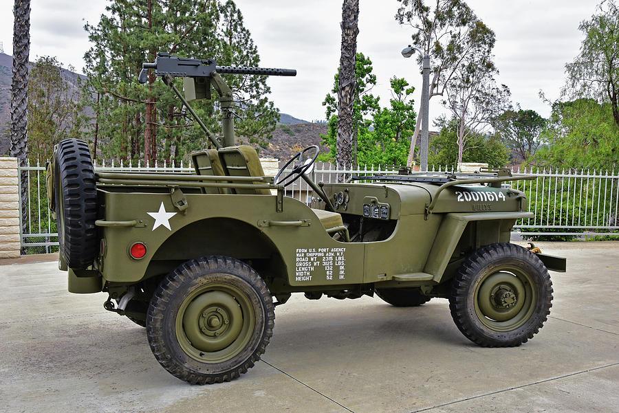 Resultado de imagen para jeep willys 1941 ww2 gun