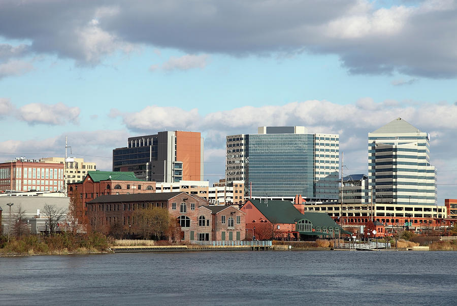 Delaware Photograph - Wilmington Delaware by Denistangneyjr