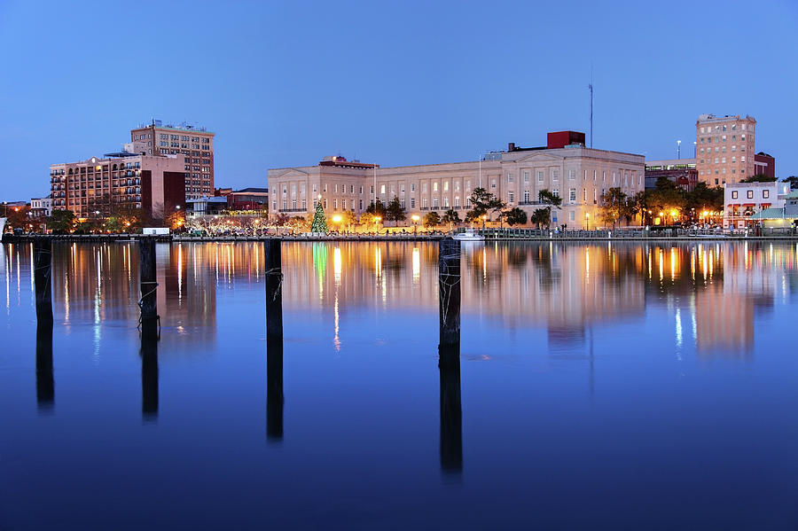 Wilmington, North Carolina Photograph by Denistangneyjr