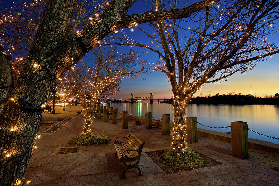 Tranquility Photograph - Wilmington by Sam Antonio Photography