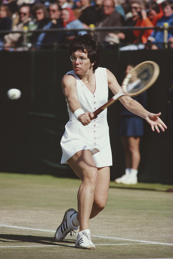 Wimbledon Lawn Tennis Championship Photograph by Steve Powell