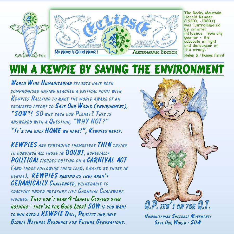 Win A Kewpie by Dawn Sperry