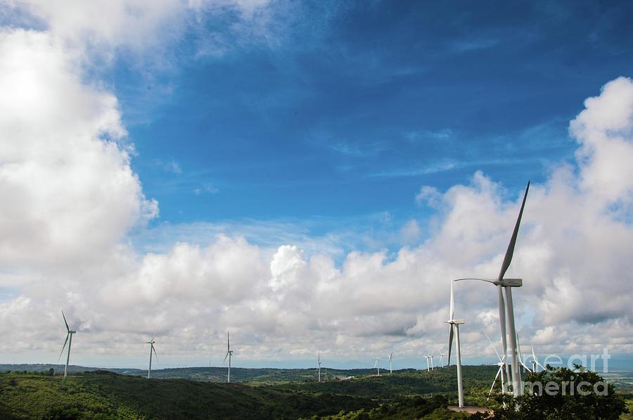 Wind Farm by Yermia Riezky Santiago