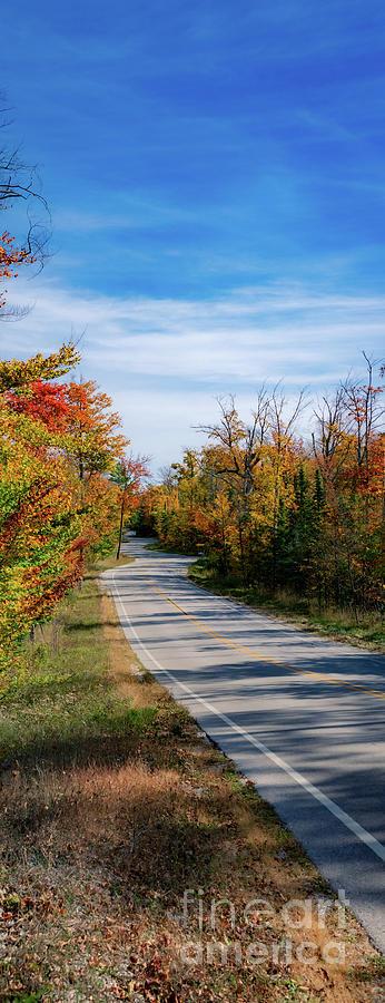 Winding Road Ahead by Ever-Curious Geek