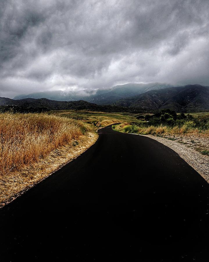 Winding Road by John Rodrigues