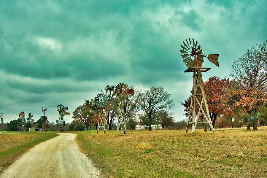 Windmill Farm Photograph