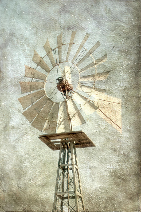 Windmill by Ramona Murdock