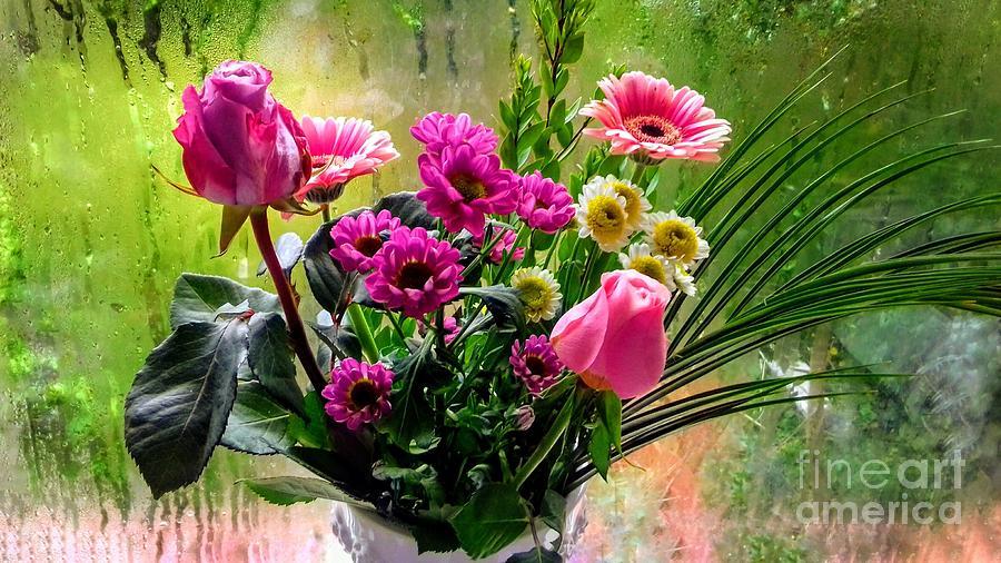 Window Bouquet by Joan-Violet Stretch