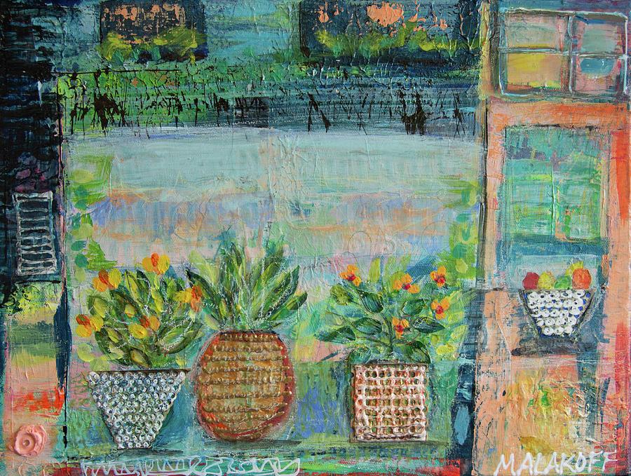 Window Box by Paper Jewels By Julia Malakoff
