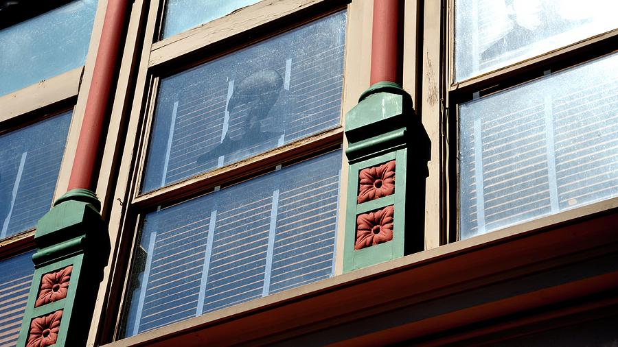 Window Detail Photograph