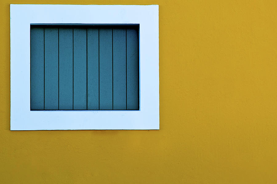 Window Photograph by L F Ramos-reyes