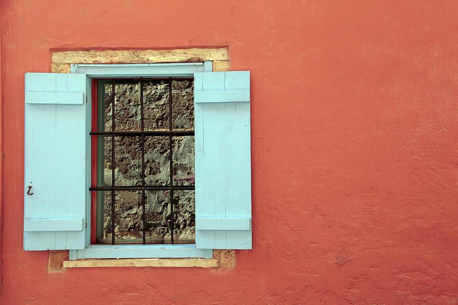 Window Photograph by Maria Toutoudaki