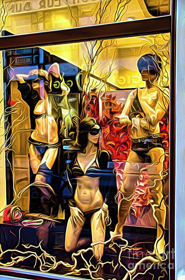 Window Shopping by Brian Tarr