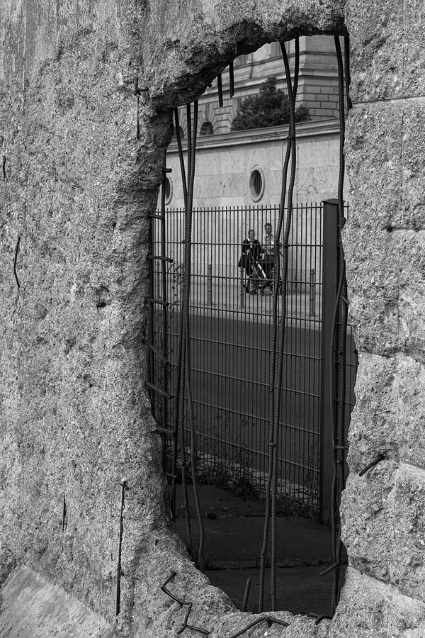 Window Through The Wall by John Daly