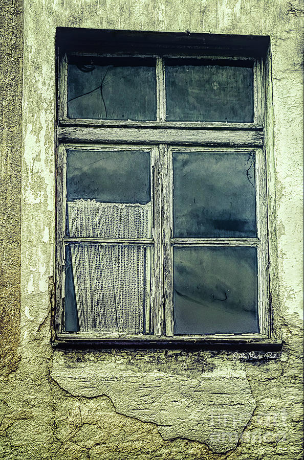 Window to an Empty Room by Jutta Maria Pusl