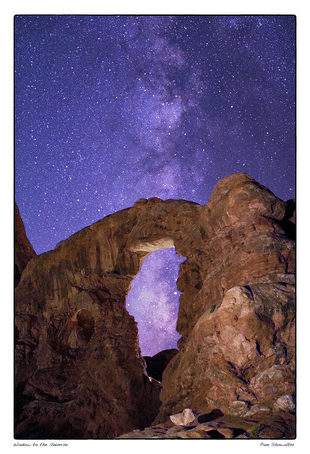 Window to the Universe by Pamela Showalter