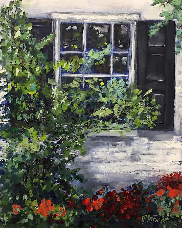 Window View by Melissa Torres