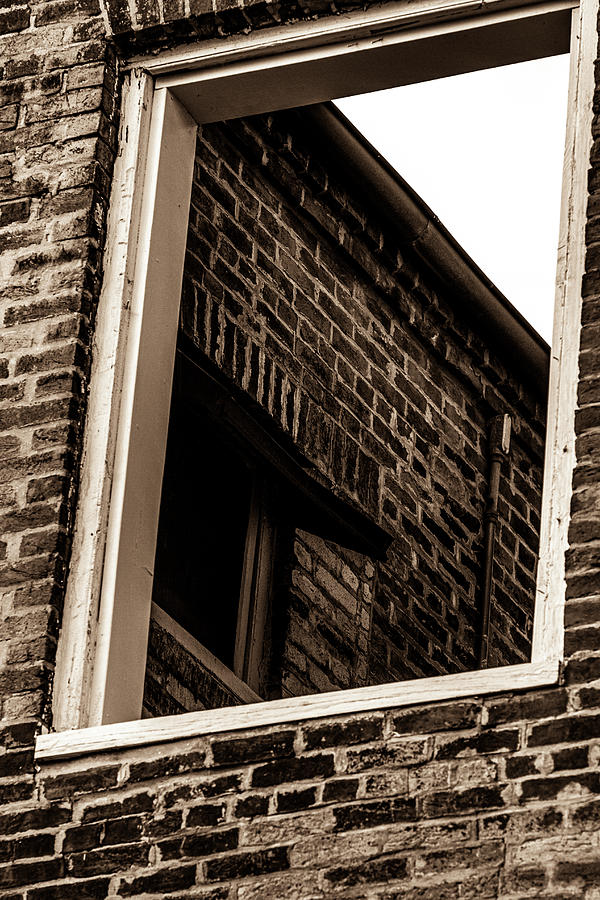 Window without a room by Jason Hughes