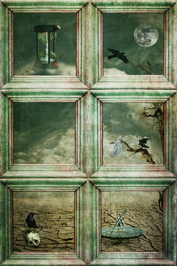 Windows of Time by Orenda Pixel Design