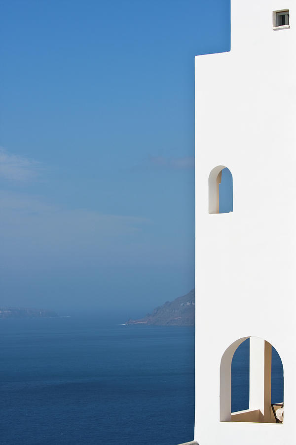 Windows To The Blue Photograph by Arturbo