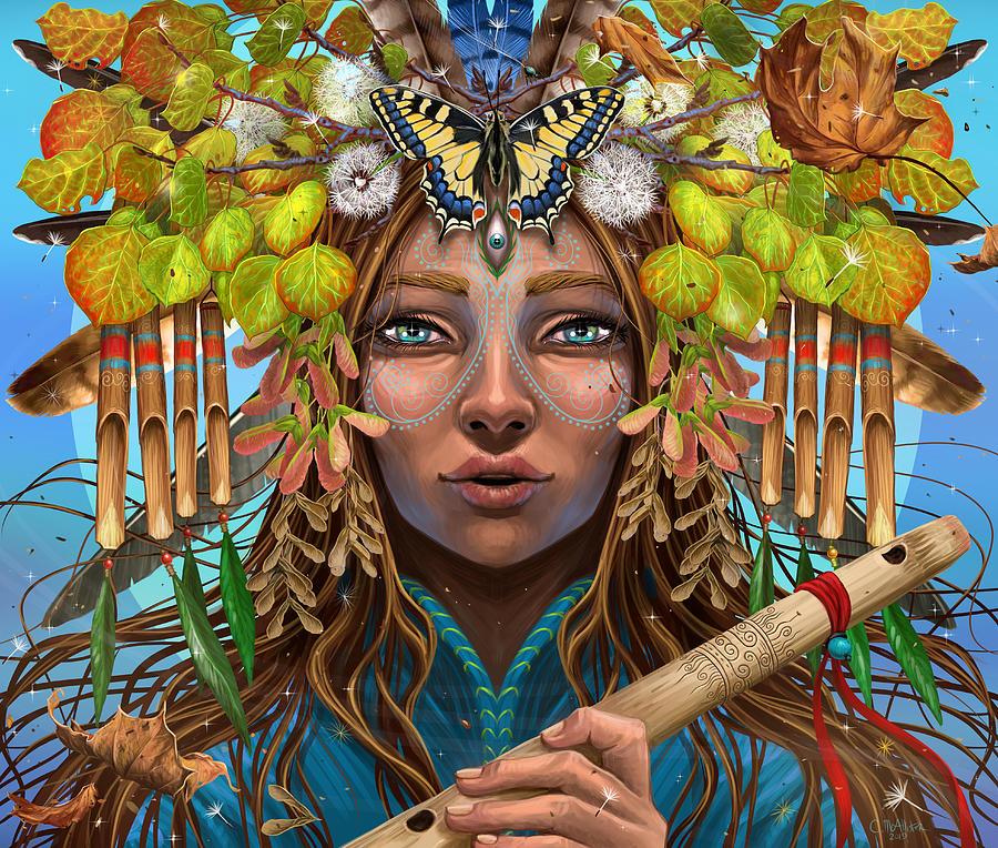 WindSinger by Cristina McAllister