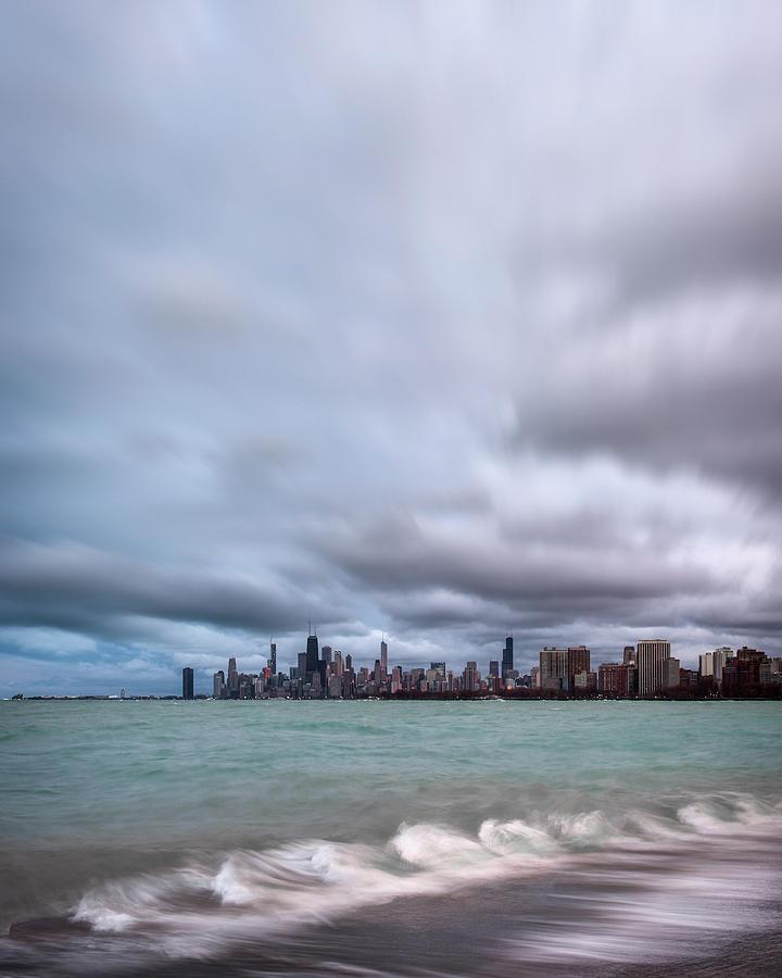 Windy City Spring by Matt Hammerstein