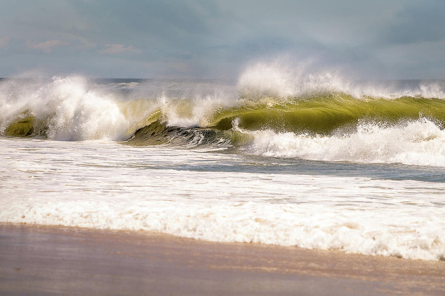Windy Waves by John Randazzo