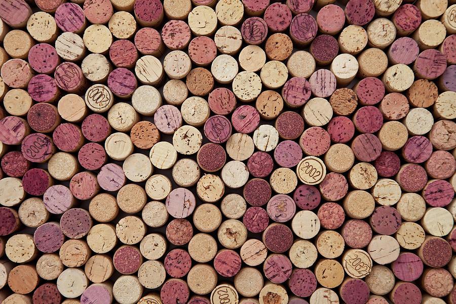 Wine Corks Photograph by Dem10