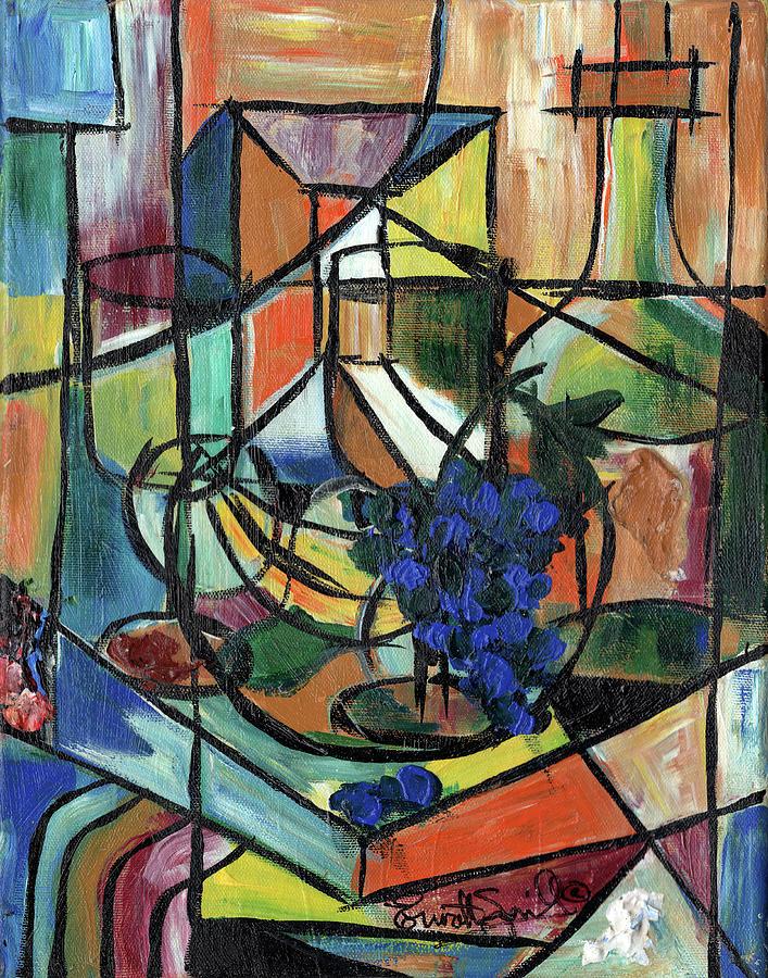 Wine n Dine by Everett Spruill