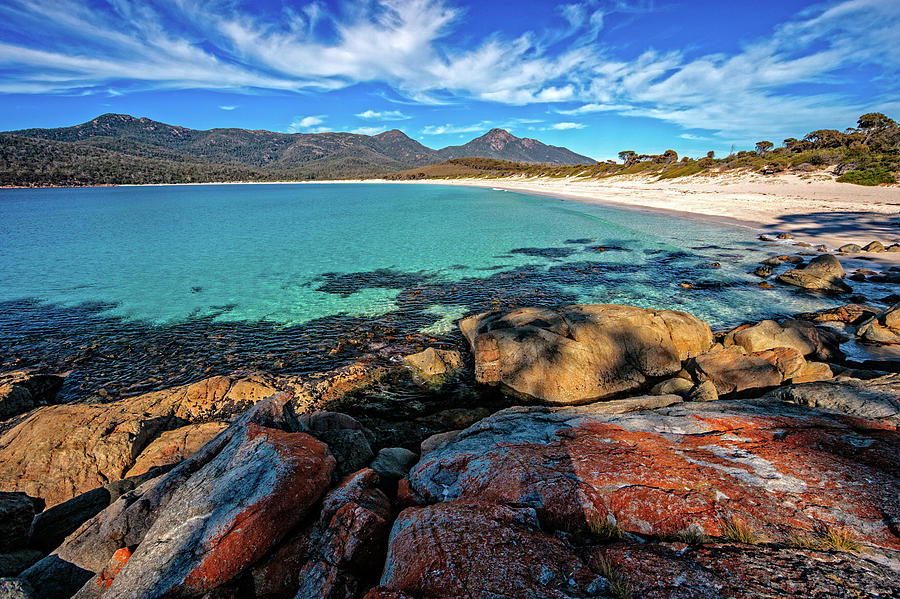 Wineglass Bay Photograph by Günther Egger