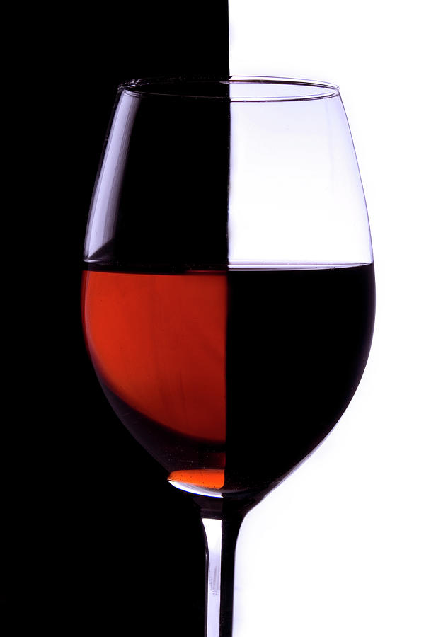 Wineglass Photograph by Portishead1