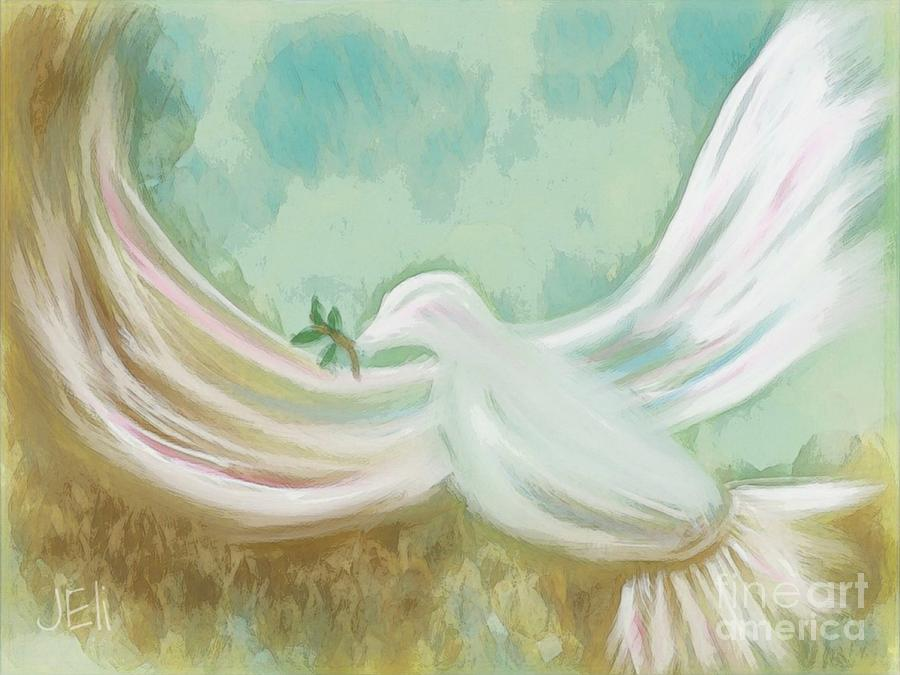 Wings of Peace by Jessica Eli