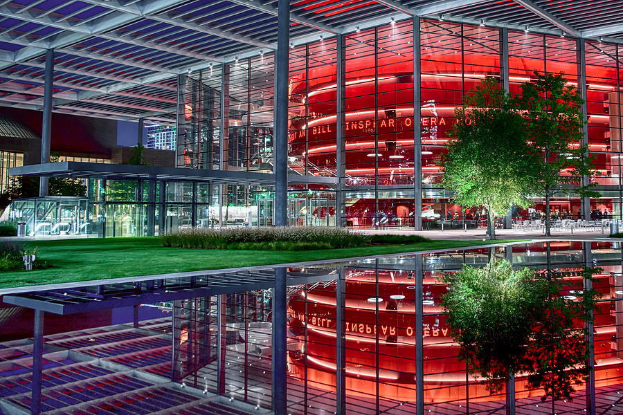 Winspear Opera House Dallas 031619 by Rospotte Photography