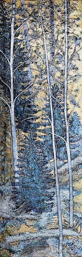 Winter #1 by Carla Carlson