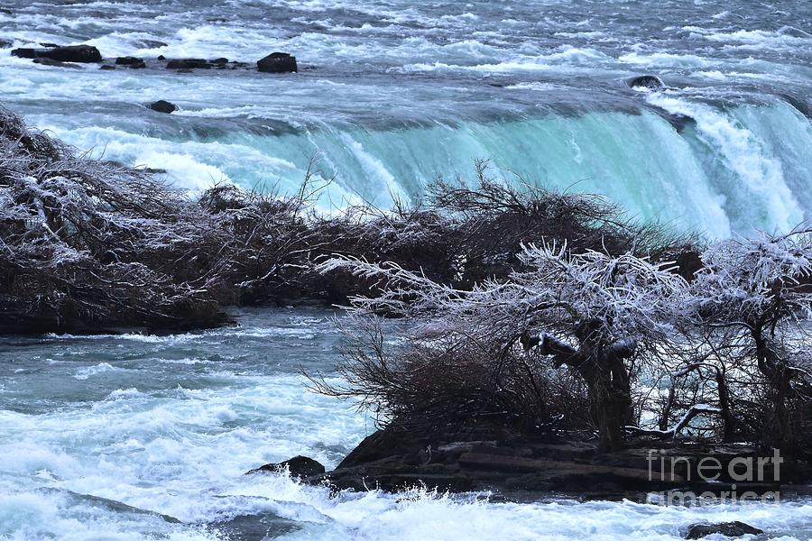 Winter 2018 At Niagara Falls
