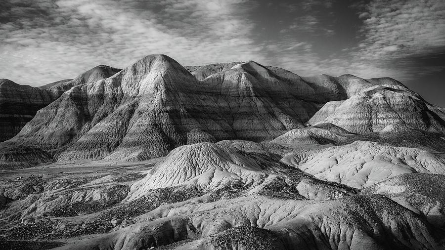 National Park Photograph - Winter - Blue Mesa by Joseph Smith