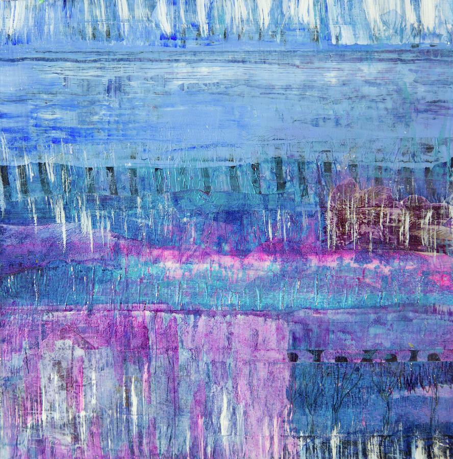 Winter Blues 3 by Paper Jewels By Julia Malakoff